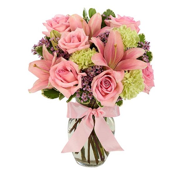 Delightfully Fresh Flower Bouquet (BF404-11KL)